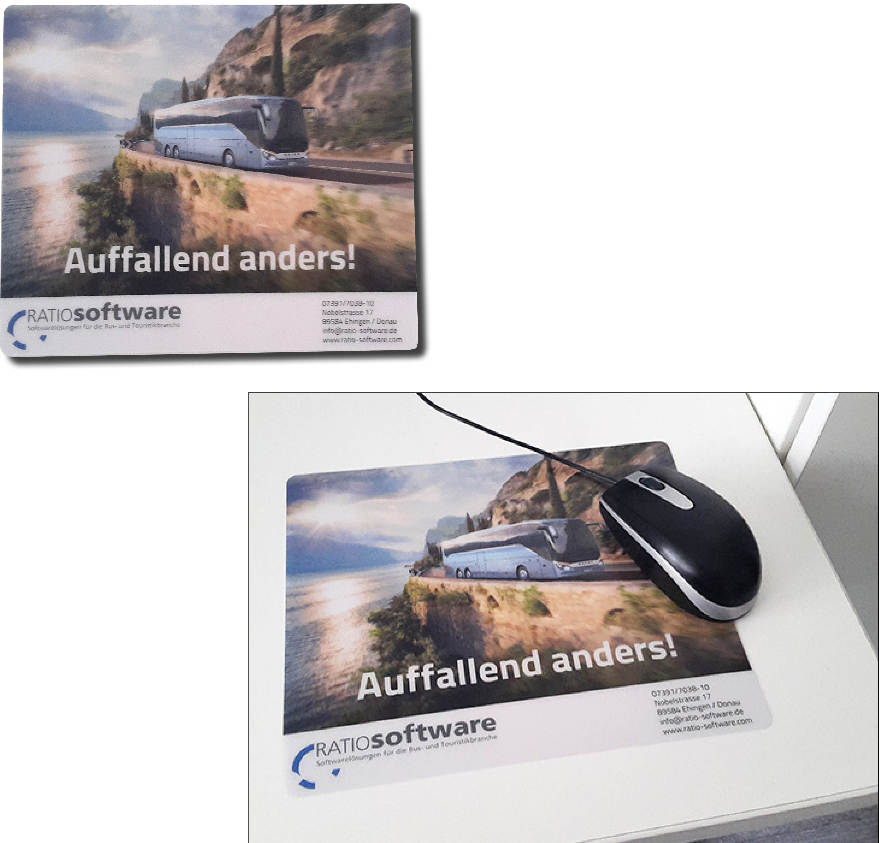 Ratiosoftware Mousepad